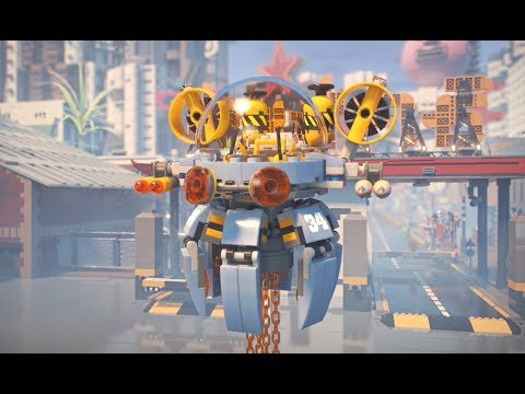 Vidéo LEGO Ninjago 70610 : Le sous-marin Méduse