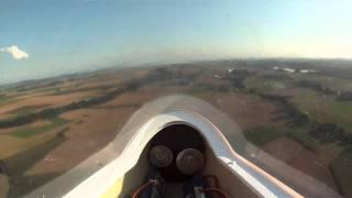 Onboard Video TwinAcro III Segler (FPV Video)