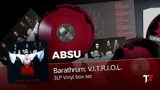 "Unpacking: ABSU - ""Barathrum: V.I.T.R.I.O.L."" Limited Edition Box Set"