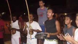 preview picture of video 'Capoeira Marabaiano em Novo Aripuanã'