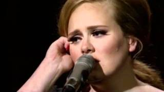 Adele   Someone Like You (Live) Itunes Festival 2011