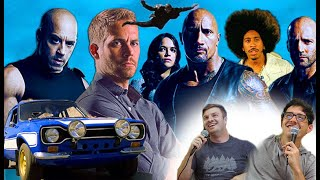 *FAST AND FURIOUS* IS THE BEST SERIES OF ALL TIME (REACTIONS)
