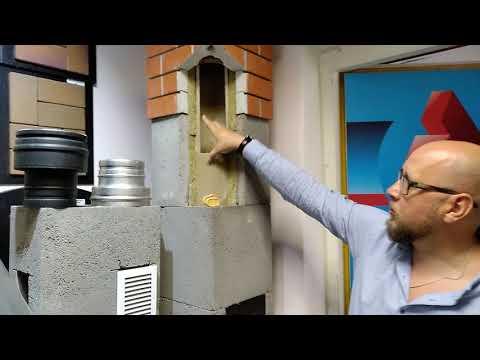 Почему стоит купить керамический дымоход Schiedel | Русский Дом Керамики