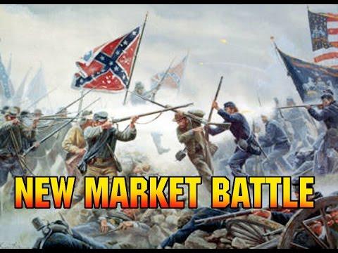 AMERICAN CIVIL WAR- BATTLE OF NEW MARKET ½