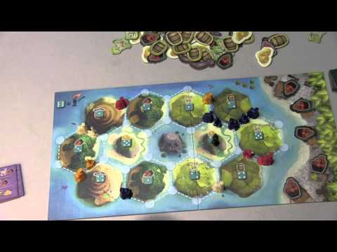 Dice Tower Reviews: Catan: Junior