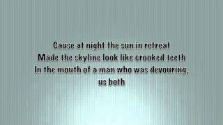Death Cab For Cutie-Crooked Teeth Lyrics