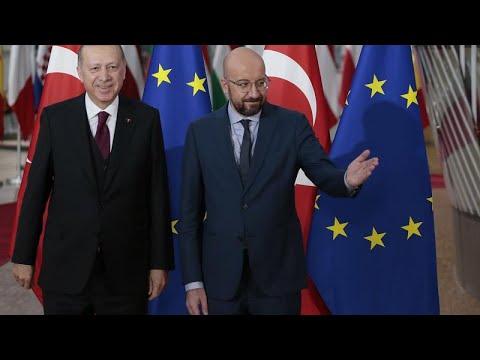 EU und Flüchtlinge