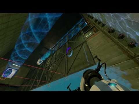 Portal 2: Coop World Record Runs! - смотреть онлайн на Hah Life