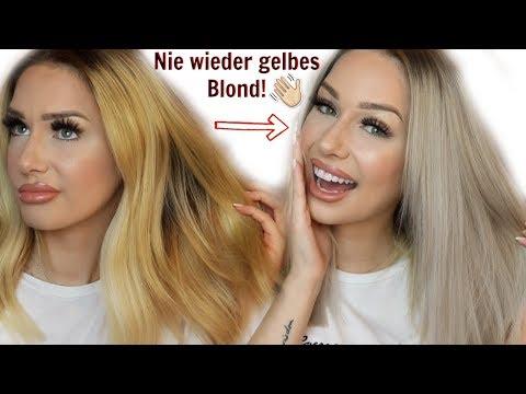 Anti Gelbstich: Ice blonde Haare!   MayaRe