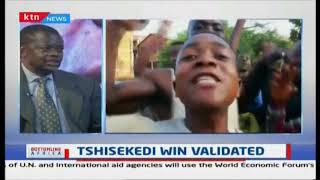 Bottomline Africa: Felix Tshisekedi win validated