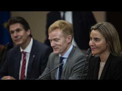 Farewell EU Ambassador Vincent Guérend