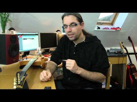 Workshop E-Gitarre 1/4 Instrumentenpflege, Saitenwechsel und Einstellen der Bundreinheit