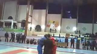 Murod Hanturaev kickout