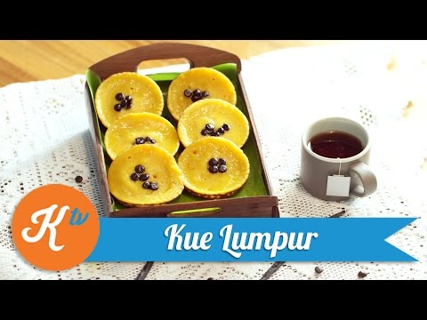 Video Resep Kue Lumpur | ASTRID ENRICKA