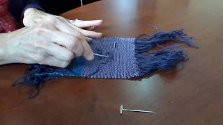 Rescues for Rigid Heddle Weavers