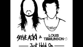 Steve Aoki & Louis Tomlinson - Just Hold On (Attom Remix)