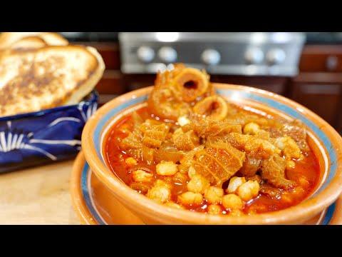 Menudo Rojo | Menudo Recipe (Mexican Soup) Beef Honey Comb Tripe