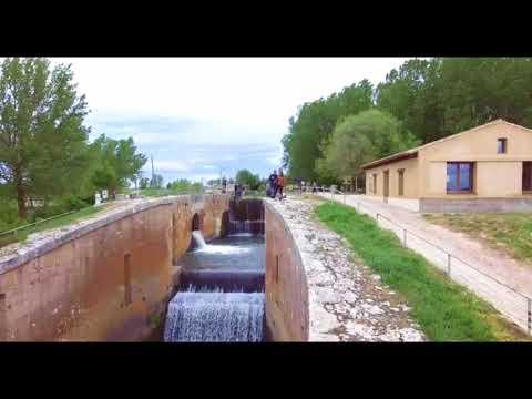 Canal de Castilla. Frómista
