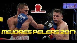 Campanazo final: Las mejores peleas de boxeo de 2017