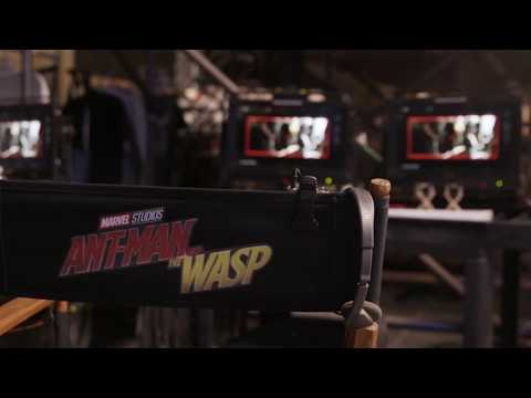 """Ant-Man & The Wasp"" Now In Production"