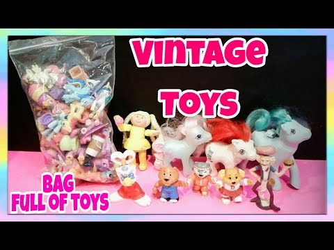 Cute Vintage Toys / Adult Toy Collector