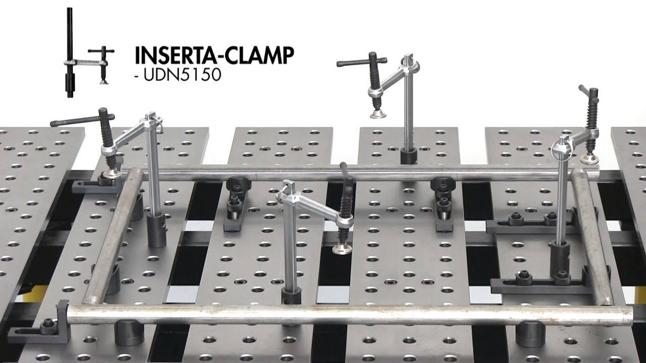 Clamps Hold Down Tooling