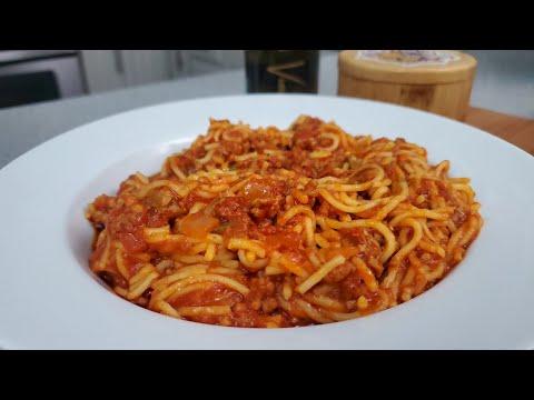 Best Spaghetti Ever! 🔥