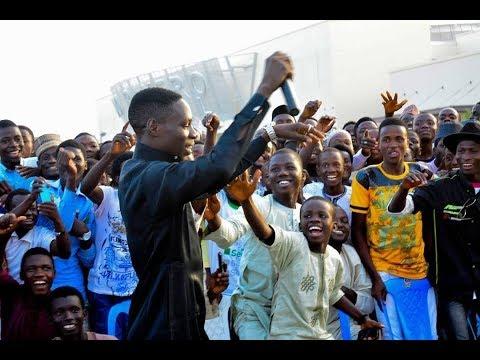 Ado Gwanja Live Performance
