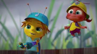 Beat Bugs - Come Together Full Music Video