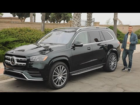 2020 Mercedes Benz GLS 580 Test Drive Video Review