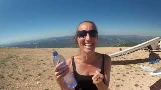 preview picture of video 'Hanggliding Àger, Spain - compilation of the Belgium Open'