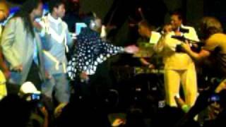 Fantasia & Family - Lean on Me (FULL) - FSO - Atlanta 2010