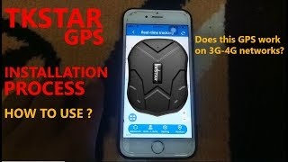 tkstar gps tracker app setup - मुफ्त ऑनलाइन