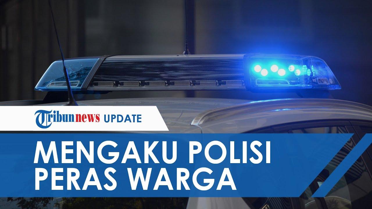 Mengaku Polisi, 5 orang Ini Peras dan Ancam Pemuda di Bintaro, Petugas Temukan 3 Senjata Api