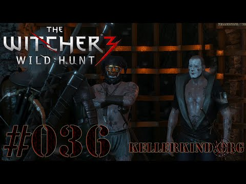 The Witcher 3 [HD|60FPS] #036 In der Arena des Hurensohns ★ Let's Play The Witcher 3