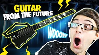 GUITAR From The FUTURE! - JAMMY