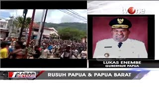 Gubernur Papua: Masyarakat Papua Punya Harga Diri