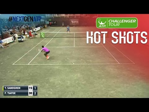 Tiafoe Fires Final Hot Shot At Sarasota Challenger 2017