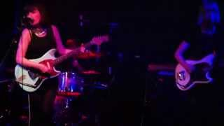 Fear of Men - Tephra - Live @ Biko - Milano - 14/10/2014