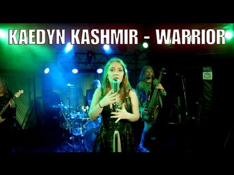 Kaedyn Kashmir - Warrior Music Video (Official)