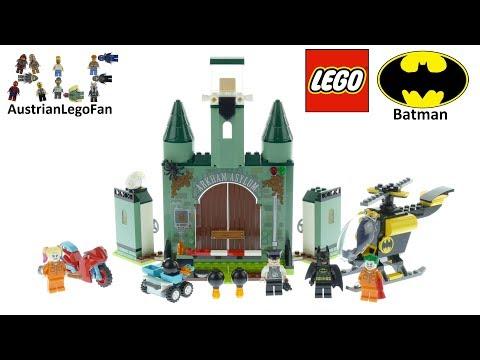 Vidéo LEGO DC Comics 76138 : Batman et l'évasion du Joker