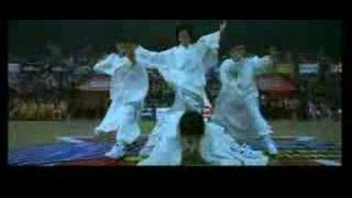 Jay Chou 周杰倫 Hero Chou 周大俠 (<b>Kung Fu Dunk</b> Theme Song)MV