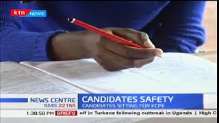 Candidates in the Western region sugar belt given extra security as they sat their KCPE