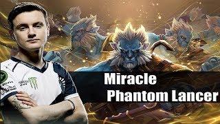 Dota 2 Stream: Liquid Miracle playing Phantom Lancer