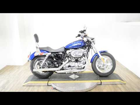 2015 Harley-Davidson 1200 Custom in Wauconda, Illinois - Video 1