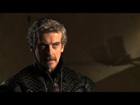 Peter Capaldi talks about Cardinal Richelieu