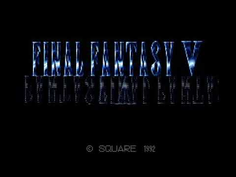 Final Fantasy V (Japan) ROM < SNES ROMs | Emuparadise