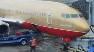 Southwest Airlines (CLASSIC LIVERY!!!) 4K Landing @ KISP!