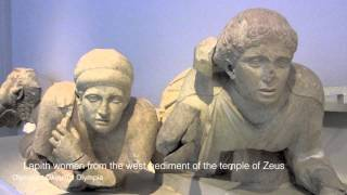 Archaeological Museum of Olympia, Greece