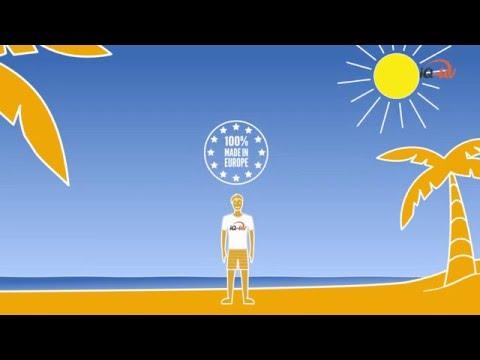 iQ-UV UV-Schutz zum Anziehen